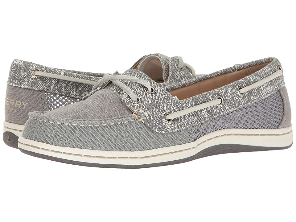 Sperry Firefish Sand Print (Dark Grey) Women