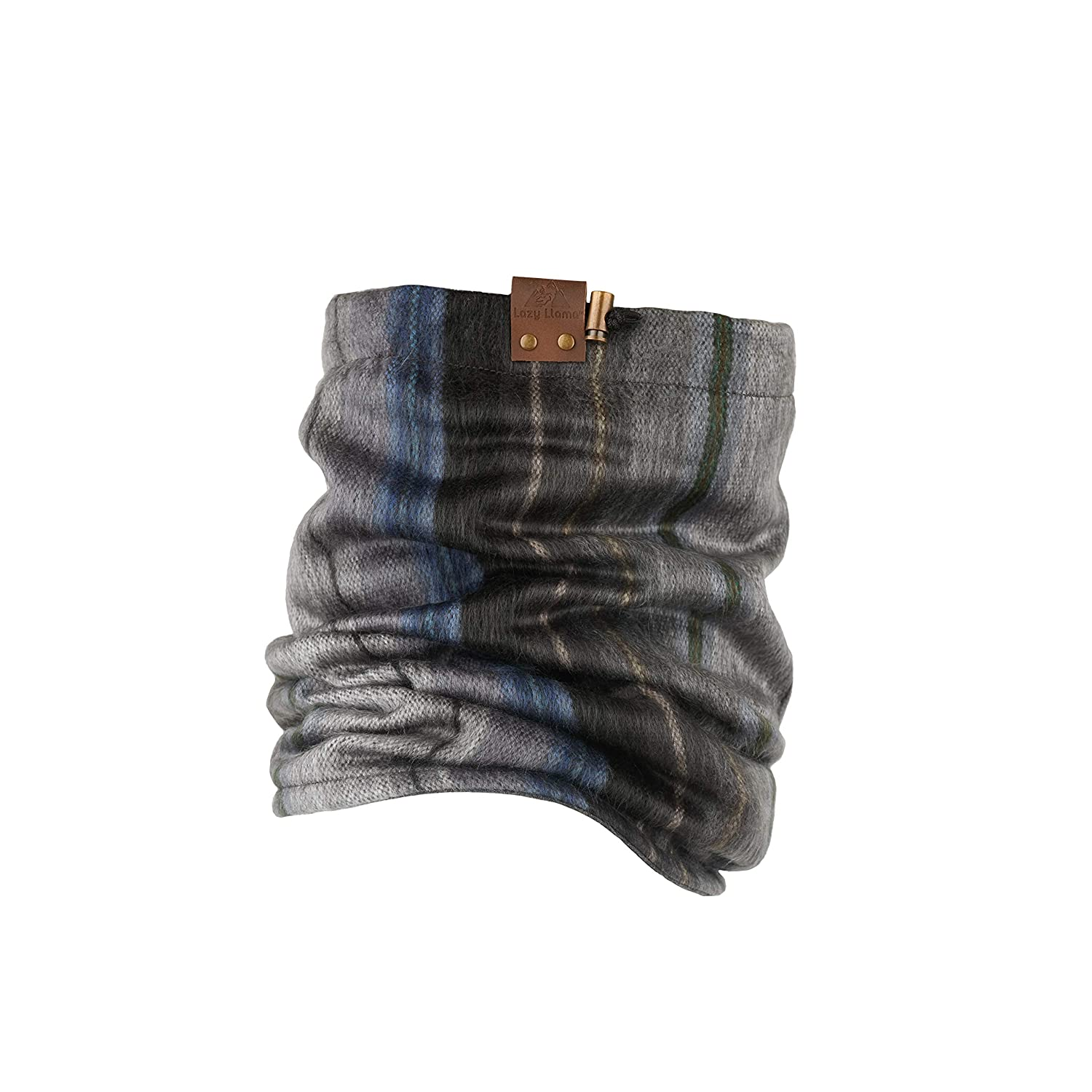 Woven Alpaca Limited Special Price Bamboo Neck Gaiter OFFicial
