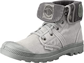Palladium Pallabrouse Baggy Grey Womens Boots