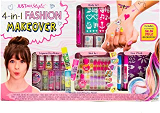 Just My Style 4-in-1 Fashion Makeover Art and Craft Kit by Horizon Group USA
