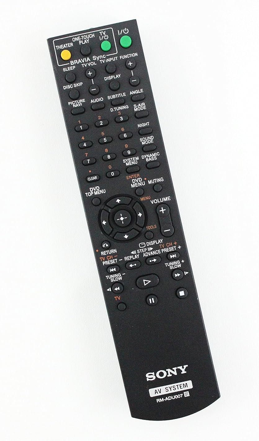 Sony 148057011 REMOTE CONTROL (RMADU007)
