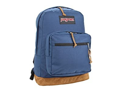 JanSport Right Pack (Navy) Backpack Bags