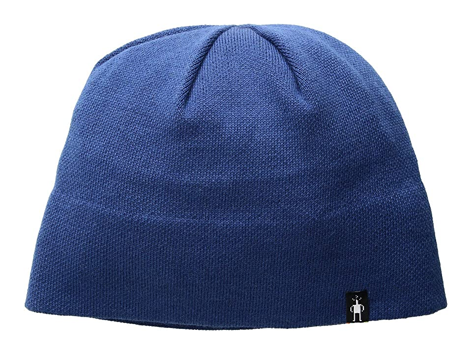 Smartwool The Lid Hat (Bright Cobalt Heather) Beanies