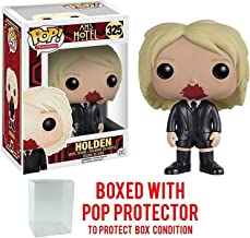 Funko Pop! TV: American Horror Story Hotel - Holden Vinyl Figure (Bundled with Pop BOX PROTECTOR CASE)
