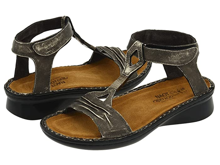 Naot Cymbal (Metal Leather) Women's Sandals