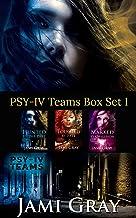 PSY-IV Teams Box Set 1 (Books 1-3)