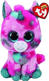 Ty Beanie Boos UnicornGumball Pink/Aqua, Regular