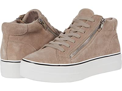 Steve Madden Gryphon Sneaker (Taupe Suede) Women