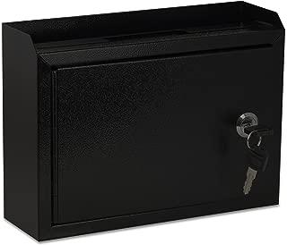 AdirOffice Multi Purpose Wall Mountable Suggestion Box, 9.75