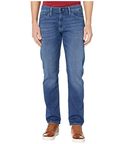 Mavi Jeans Marcus Regular Rise Slim Straight in Shaded Athletic (Shaded Athletic) Men