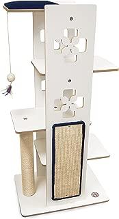 Majestic Pet Luxe Modern Cat Tree Condo Furniture