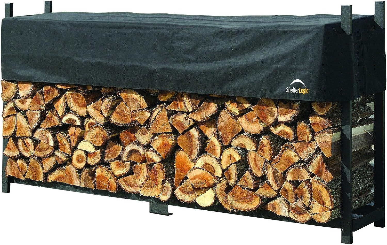 Ranking TOP14 ShelterLogic 8' Ultra-Duty Firewood Ranking TOP6 Rack-in-a-Box Storage Wood