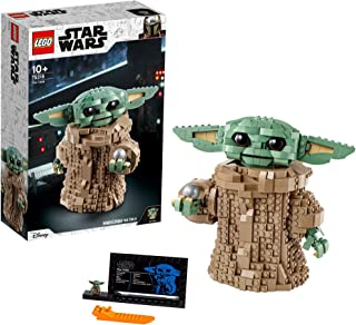 LEGO 75318 Star Wars: The Mandalorian El Niño, Figura de Baby Yoda, Idea de regalo