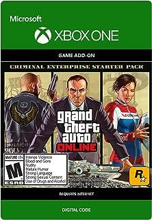 Grand Theft Auto V: Criminal Enterprise Starter Pack - Xbox One [Digital Code]