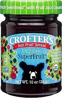 Crofters, Spread Super Fruit Organic, 10 Ounce