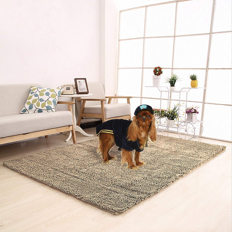 Meilocar Pet Bed Mat for Dogs & Cats (19''x31'', Camel)
