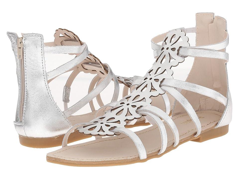 Pampili Clara 120.002 (Toddler/Little Kid) (Prata) Girls Shoes