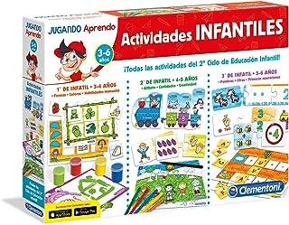 Clementoni - Educación infantil 1º, 2º, 3º (65557) , color/modelo surtido