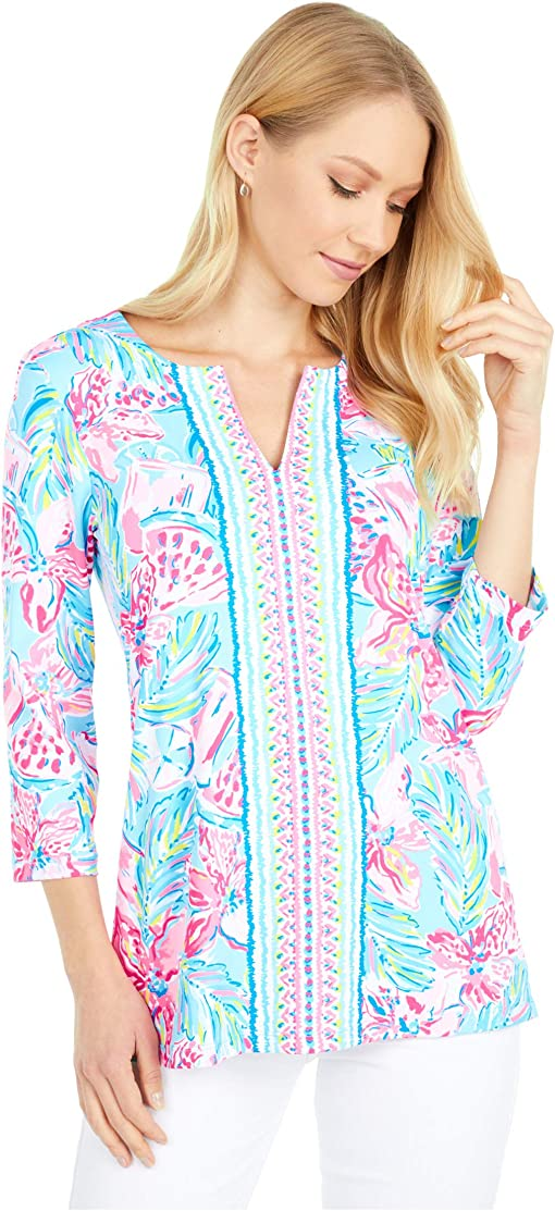 Blue Ibiza Gimme The Juice Engineered Chilly Lilly