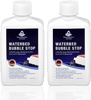 2x 400gr Lits à eau Palast Matelas à eau Bubble Stop–Accessoire pour lits à eau Softside hardside
