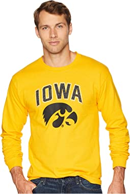 Iowa Hawkeyes Long Sleeve Jersey Tee