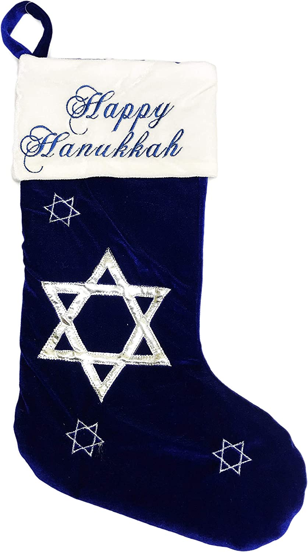ShanGoods Happy Hanukkah shop Star of Decorative Mantel Holiday David Max 63% OFF