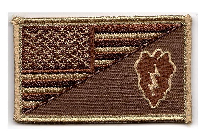 25th Infantry American Flag 2