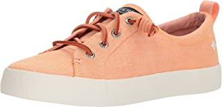 Sperry Top-Sider Women's Crest Vibe Crepe Chambray Sneaker
