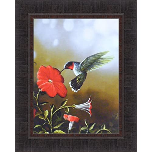 Kevin Daniel A Touch of Red Cardinal Art Print 12 x 16