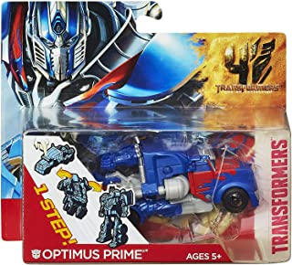 Transformers Age of Extinction Optimus Prime One-Step Changer