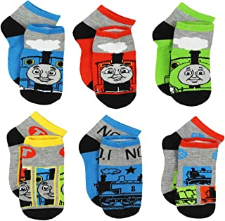 Hit Entertainment Thomas the Train & Friends Boys 6 pack Socks (Baby/Toddler)
