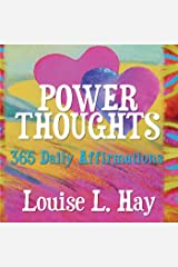 Power Thoughts: 365 Daily Affirmations Kindle Edition