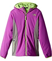 The North Face Kids - Mossbud Softshell Hoodie (Little Kids/Big Kids)