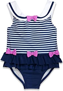 One-Piece Swimsuit for Baby, Toddler and Girls