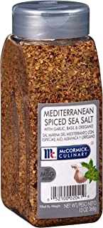 McCormick Culinary Mediterranean Spiced Sea Salt, 13 oz