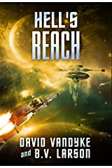 Hell's Reach (Galactic Liberation Series Book 6) Kindle Edition