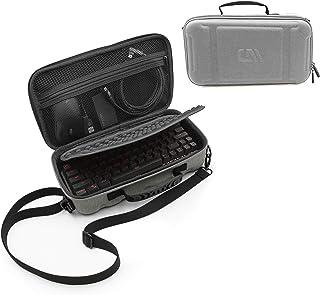 CASEMATIX 60% Keyboard Case Compatible with Razer Huntsman Mini, HK Gaming GK61, KEMOVE Snowfox, DIERYA DK61E & More 61 Ke...