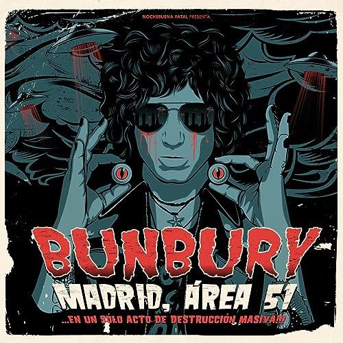 Bujías para el dolor (feat. Quique González) [Directo Madrid] by Bunbury on Amazon Music - Amazon.com