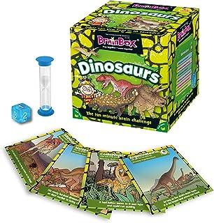 BrainBox Dinosaur Card Game