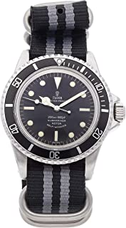 Tudor Prince Mechanical (Automatic) Black Dial Mens Watch 7928 (Certified Pre-Owned)