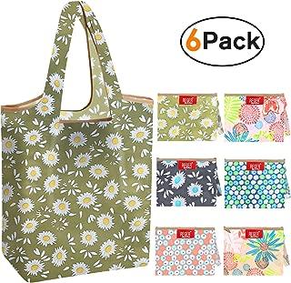foldable nylon shopping bags