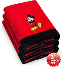 Best mickey mouse hand towel Reviews