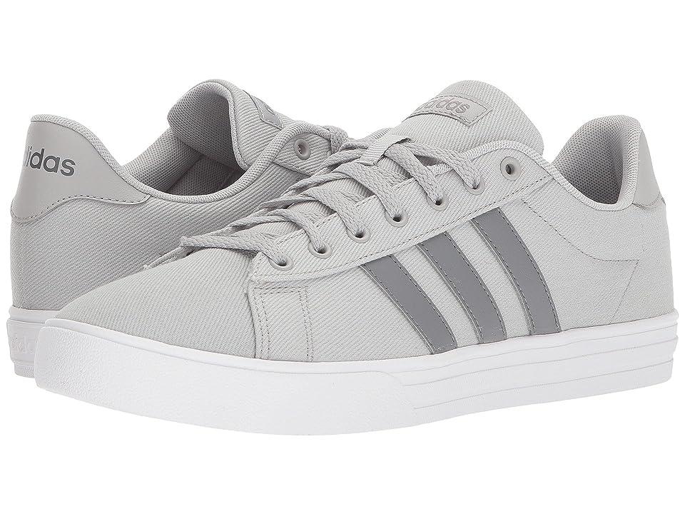 adidas Daily 2.0 (Grey Two/Grey Three/White) Men
