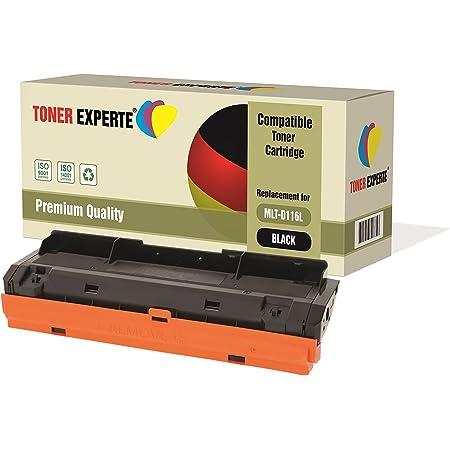 Toner Experte Premium Toner Kompatibel Zu Mlt D116l Für Samsung Xpress Sl M2625 M2625d M2626 M2675 M2675fn M2676 M2825 M2825dw M2825nd M2826 M2835 M2835dw M2875 M2875fd M2875fw M2875nd M2876 M2885fw Bürobedarf Schreibwaren