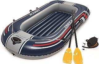 Barca Hinchable+remos+hinchador 228x127cm
