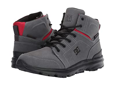 DC Torstein (Grey/Black/Red) Men
