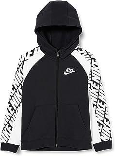Nike B NSW Ft Energy Fz Sweat-Shirt Garçon