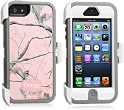 OtterBox Protecive Case 'Defender Series' for Apple iPhone 5/5s/SE - AP Pink + Belt-Clip/Holster
