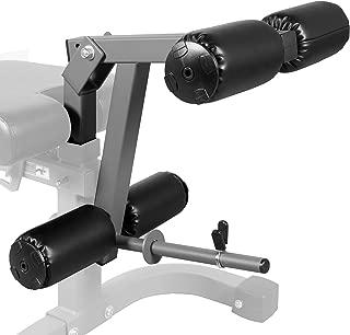 XMark Fitness 11-Gauge Adjustable Leg Curl/Extension Attachment XM-7455