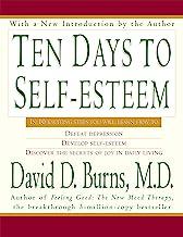 表紙: Ten Days to Self-Esteem (English Edition) | David D. Burns